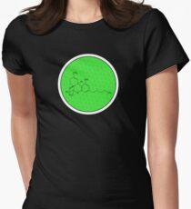 THC (Marijuana) Molecule Patch T-Shirt