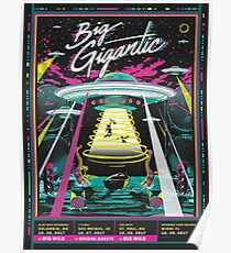 Big Gigantic - Halloween Week 2017 Poster