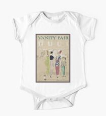 1914 Vanity Fair Magazine Cover  Kids Clothes