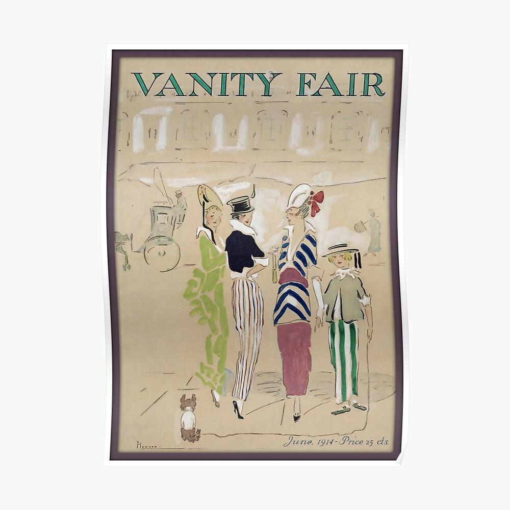 866092909c 1914 Vanity Fair Magazine Cover