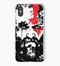Kratos God of War iPhone Case