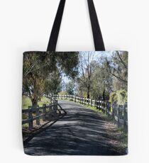 driveway Tote Bag