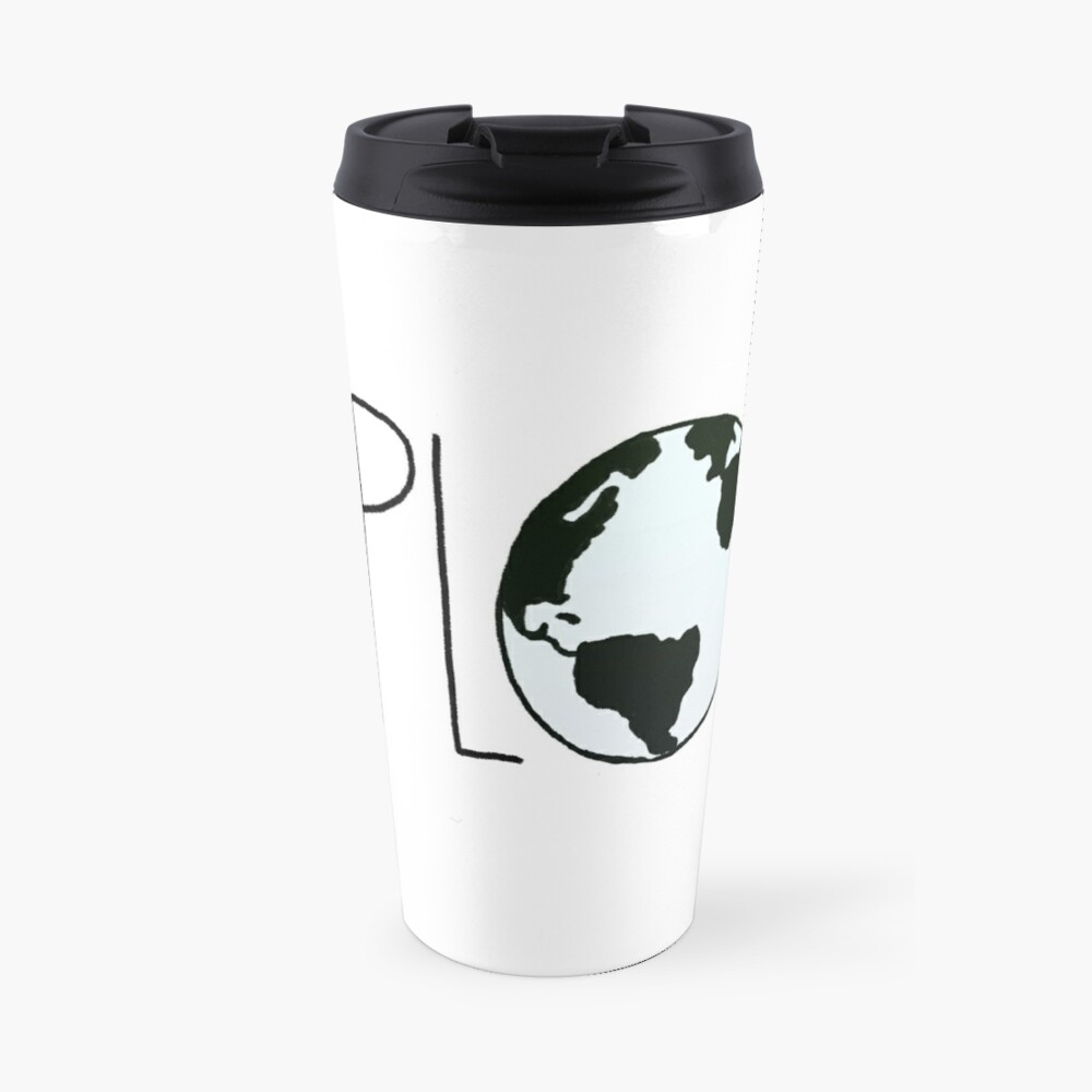 Explore the Globe Travel Mug