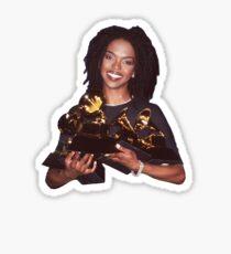 Lauryn Hügel Grammy Sticker