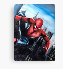 The Incredible Spider by LegacyArt86 Canvas Print