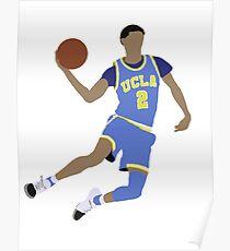 Lonzo Ball UCLA Poster