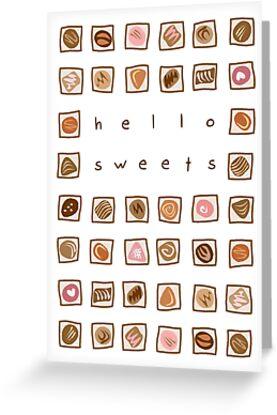 Sweet Chocolates by whatsandramakes