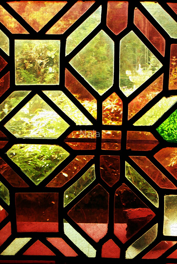 Section of Glass by Nala