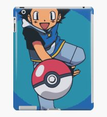 Ash Without a Hat iPad Case/Skin