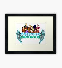 Snatcher (Sega CD) Logo  Framed Print