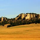 Red Cloud Buttes by Julie's Camera Creations <><