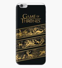 Game of gold iPhone Case