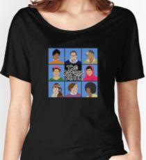 Badass Bunch Women's Relaxed Fit T-Shirt