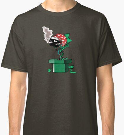 Piranha Bites The Bullet Classic T-Shirt