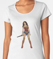 Wonder Women's Premium T-Shirt
