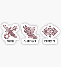Thief II Sticker