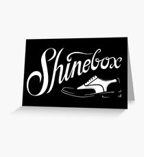 Go Home and Get Yuh Shinebox Greeting Card