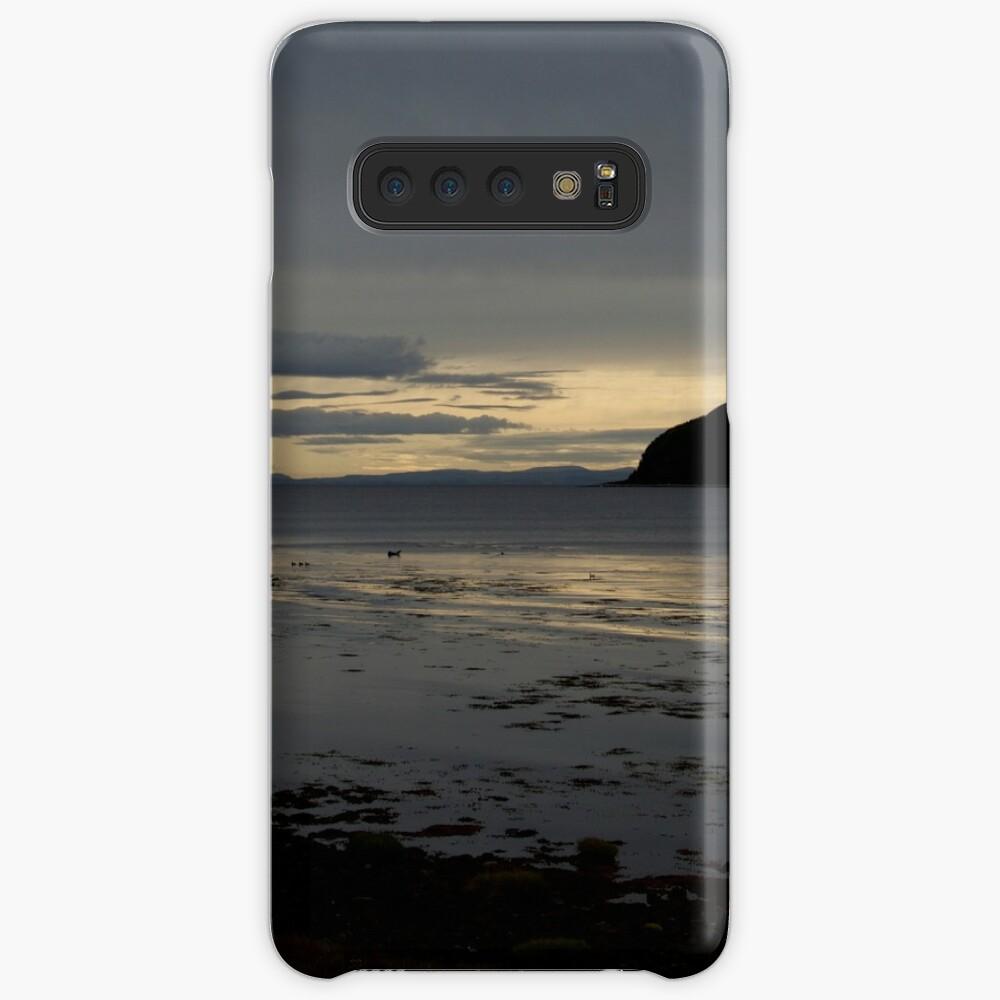 Holy Isle Arran Samsung Galaxy Snap Case