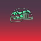 Wausau Skyline by bigfatdesigns
