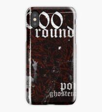 Ghostemane X Pouya 2000 Rounds iPhone Case/Skin