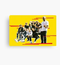 Brockhampton Canvas Print