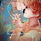 Mystic Messenger - Yooran Stars by Blimpcat