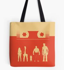 Guardians of the Graphixy Tote Bag