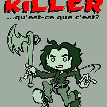 Zombie Killer by Hackers