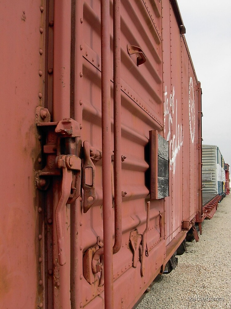 Boxcars by katherinmm
