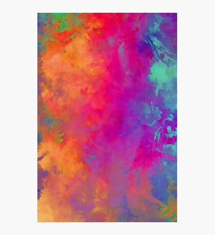 decoration 1 #abstraction #decoration Photographic Print