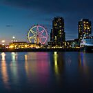 Docklands Victoria Harbour and New Quay Melbourne by PhotoJoJo