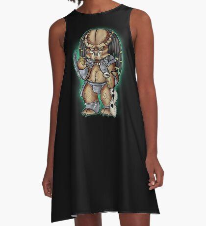 Predator Yautja A-Line Dress