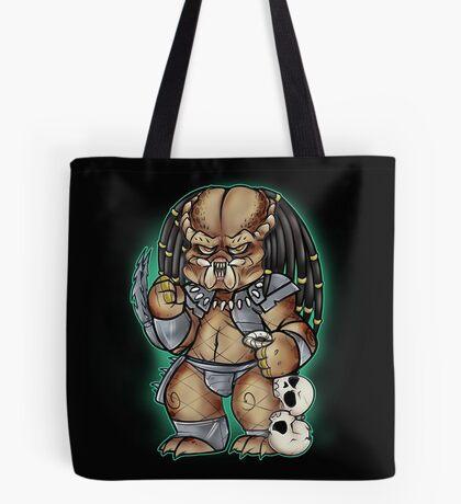 Predator Yautja Tote Bag