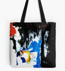 'Peinture Noire' Tote Bag