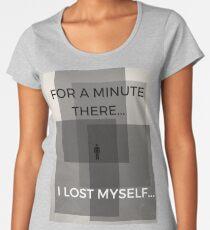 I lost Myself... Women's Premium T-Shirt