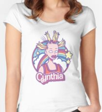 Cynthia Doll Women's Fitted Scoop T-Shirt