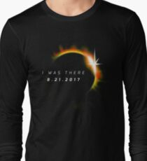 Total Solar Eclipse August 21 2017 Long Sleeve T-Shirt