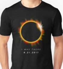 Total Solar Eclipse August 21 2017 Unisex T-Shirt