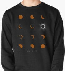 Total Solar Eclipse August 21 2017 Pullover