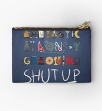Words to Save the World By Studio Pouch