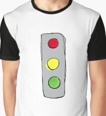 Stoplight Graphic T-Shirt