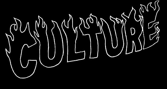 'Migos Culture Flame Logo ' Poster by Jake DeSanta Store