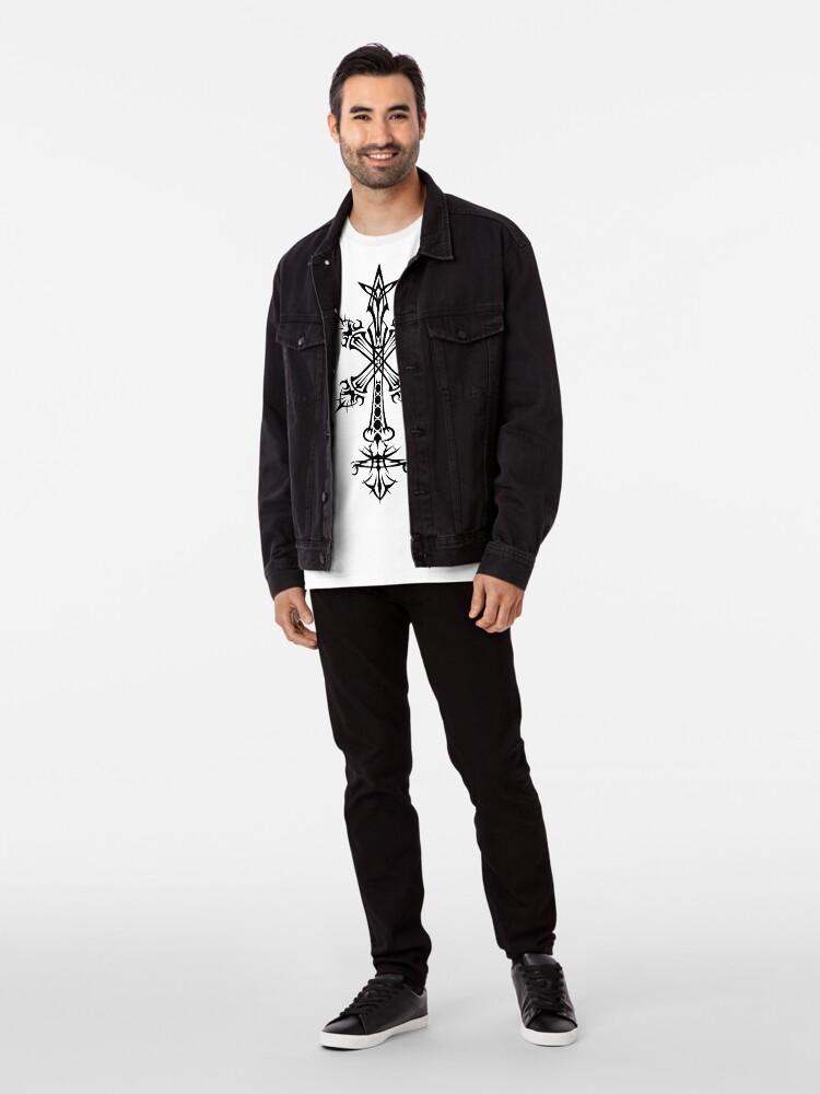 Alternative Ansicht von Rood Inverse (Schwarz) Premium T-Shirt
