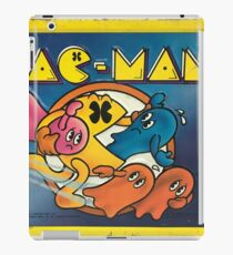 Vintage Metal Lunchbox Ghost and Yellow iPad Case/Skin