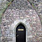 Abbey Door by valerieparent