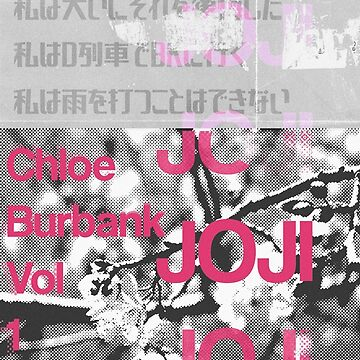 Joji Typography by ZDSGNS