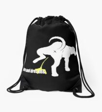 Hopes and Dreams Drawstring Bag