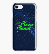 Pizza Planet Space iPhone Case/Skin