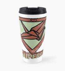 Aged Super Raven Travel Mug