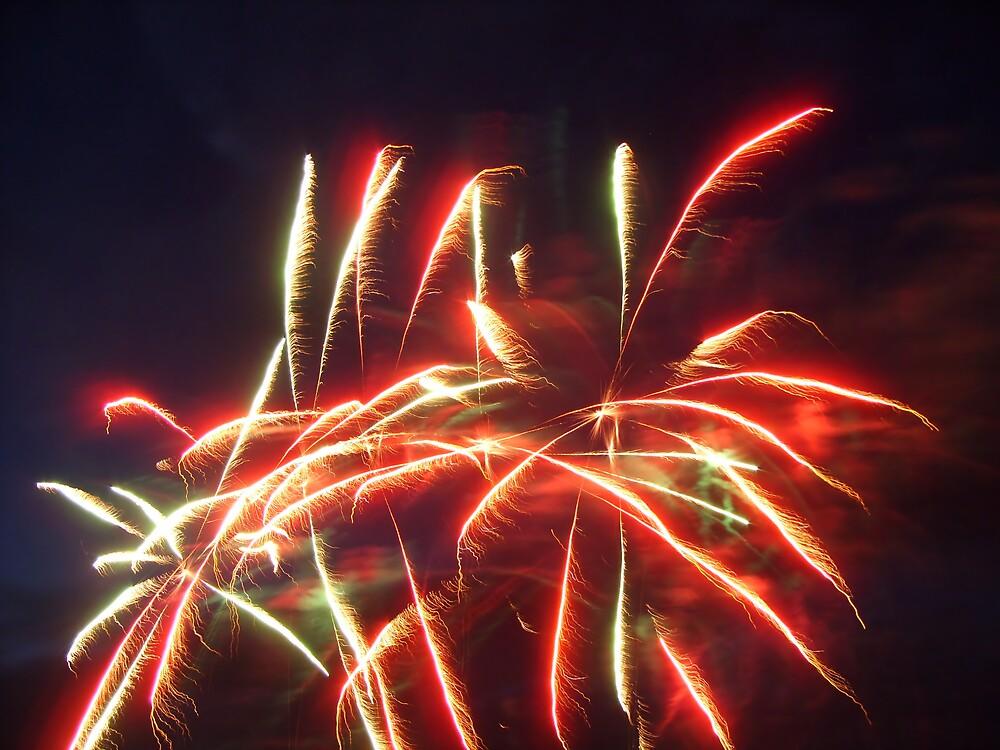 fireworks by cromerpaul